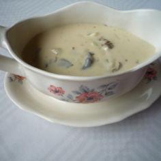 Sienikastike suppilovahveroista.(5.4.09)