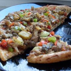 Paras vege-tonnikala pizza