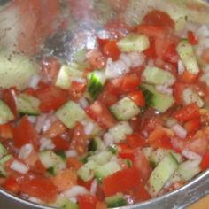 Sumak salaattia