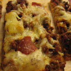 Jauhelihatäyte pizzalle