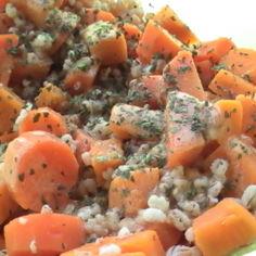 Ohra- Bataatti salaatti