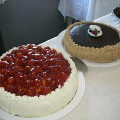 mokka-lakka kakku