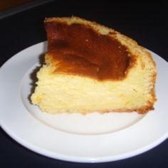Kevyempi persikkainen juustokakku