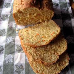Porkkanaleipä leipäkoneella