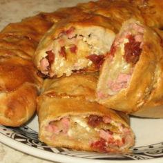Täytetty leipä ( 2 kpl)