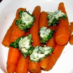 Uudet Porkkanat ja Yrttivoi