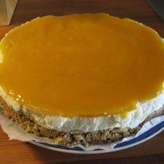 Mango-juustokakku