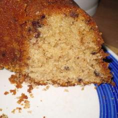 Minttuinen kakku