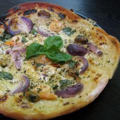 Gourmet pizza- Pasific