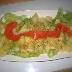 Kreoliperunasalaatti