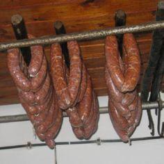 Klobása - mausteinen kokolihamakkara