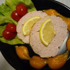 Kalkkunarullaa porkkanakastikkeella ( 6.1.10)