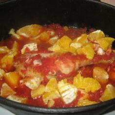 Tomaattinen appelsiinibroileri