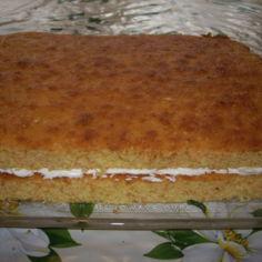 Sitruuna-porkkanakakku