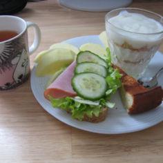 Viikonlopun aamiainen