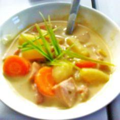 Makkarapata maistuu :)