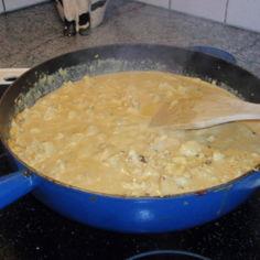 Kana-ananas pasta