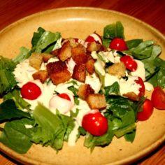 Caesarsalaatti naturel