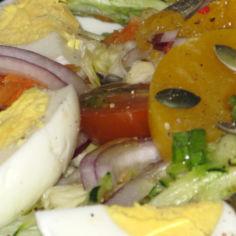 Miehen salaatti