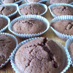 Ihanat dajm-muffinssit