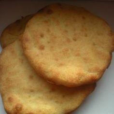 Naan (Tandoori leipä)