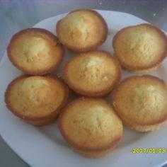 Sitruunamuffinsit
