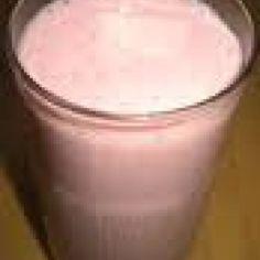 Mansikka smoothie