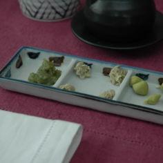 Kolmen wasabin maistiaiset