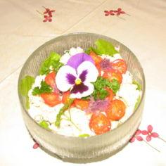 Perunasalaatti uusista perunoista