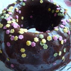 Kuorrutettu suklaakakku
