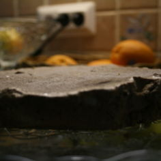 Jäädytetty suklaakakku
