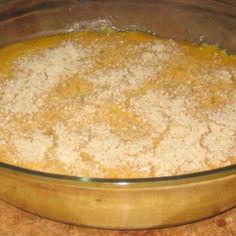 Laktoositon Bataattilaatikko