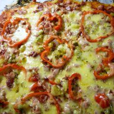 Karpparin pizzaa Laihduttajalle