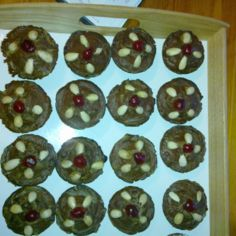 Glöggi Pirparit Muffinssi