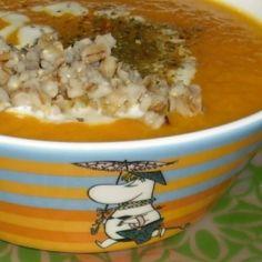 Kevyt Porkkana-Lanttukeitto