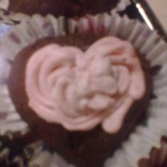 Ystävänpäivän suklaamuffinit vegaani