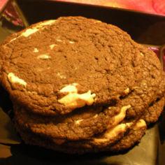Perinteiset amerikkalaiset cookiesit