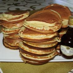 Pancakes (amerikkailaiset pannukakut)