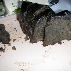 Musta kuivakakku