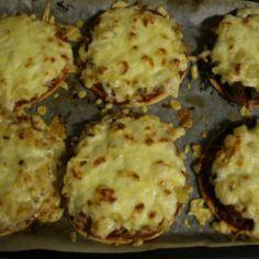 Pikku pizzat