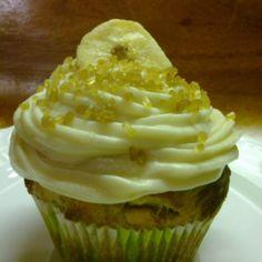 Ultimate Banaani Muffinssit - Cupcake