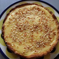 sitruunainen juustotorttu
