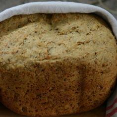 Siemen porkanaleipä leipäkoneella