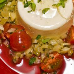Parsa - tomaattisalaatti