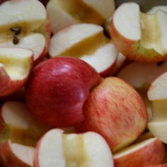 Okun omenapiirakka