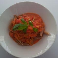 Tomaatti pasta