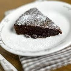 Mudcake ilman suklaata
