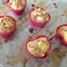Omena muffinssi
