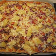 Hyvä pitsa !!