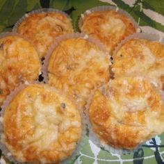 Muffinit Välimeren mausteilla
